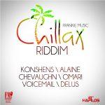 Chillax Riddim [2012] (Frankie Music)