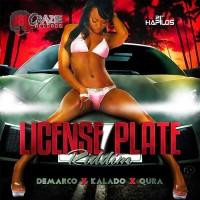 License Plate Riddim (Jay Crazie Records)