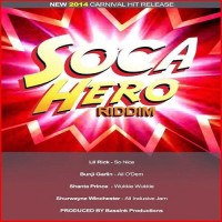 Soca Hero Riddim - BassInk Productions