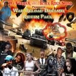 War ReLoaded Remix Riddim Pack (Full Front Cover)