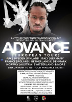 Advance european tour booking