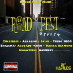 Road Pest Riddim [2013] (Blaqk Sheep Music)