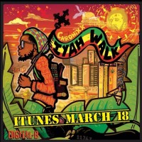 Chronixx - Iyah Walk (Digital-B Records) #Reggae