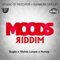 Moods Riddim (Studio 91 Records & DJNMusicGroup)