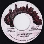 Art Cover - Cry Fi Di Youth Riddim
