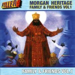 Art Cover - Liberation Riddim (Morgan Heritage - Family & Friends Vol 1)