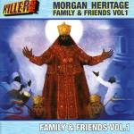 Art Cover - Liberation Riddim (Morgan Heritage - Family & Friends Vol 1)