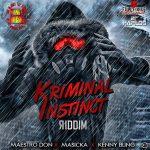 Art Cover - Kriminal Instinct Riddim (Sting G Music)