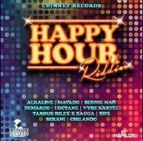 Happy Hour Riddim - Chimney Records