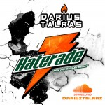 Art Cover - Daris Talras - Haterade