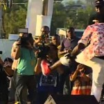Gully Bop performance at #Sting #GullyBop