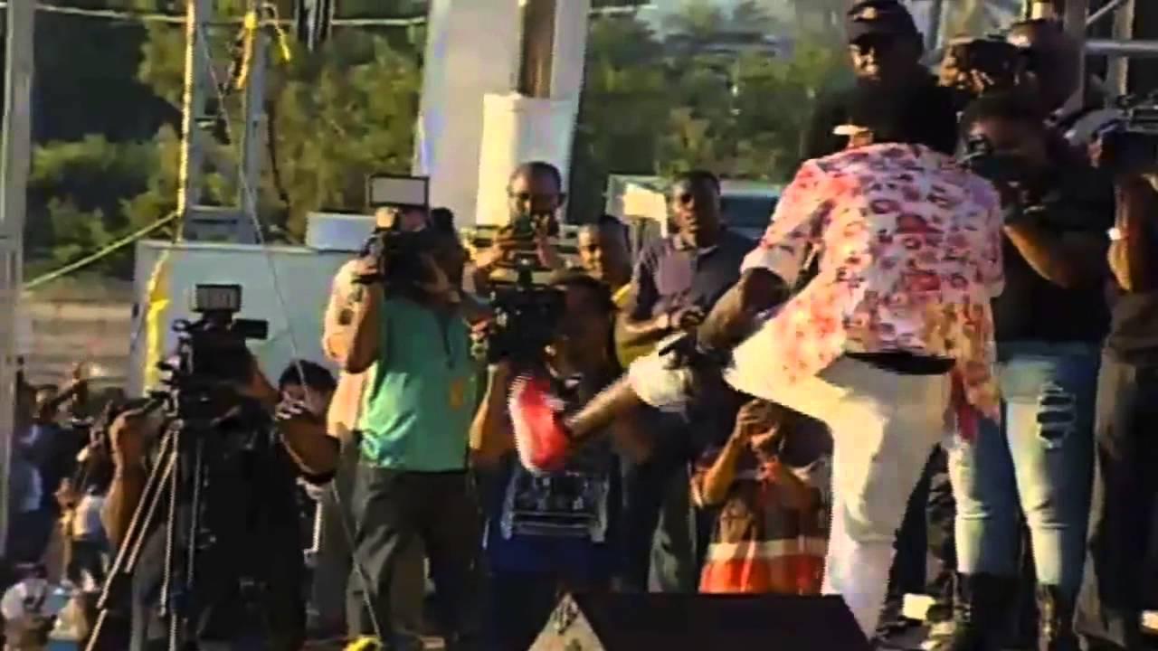 Gully Bop performance at #Sting #GullyBop