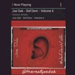 Joe Dak - Def Dem - Volume 6