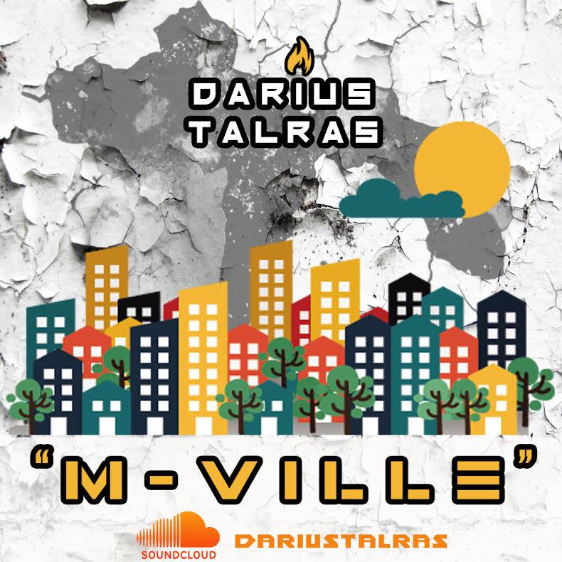 Darius Talras - M-Ville