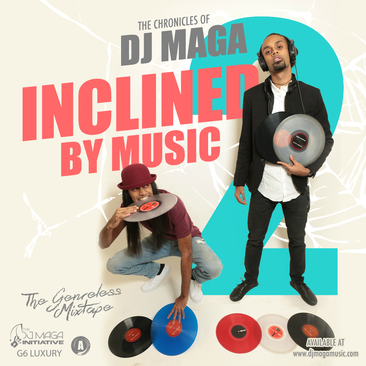 DJ Maga - Inclined by Music 2