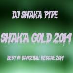 DJ SHAKA PIPE – Shaka Gold 2014 Dancehall