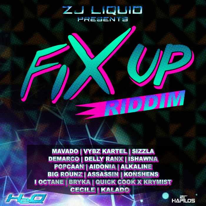fix up riddim