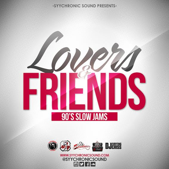 SYYCHRONIC SOUND - LOVERS AND FRIENDS