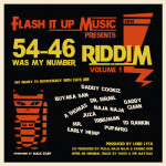 Flash it Up Music 54-46 Riddim Vol. 1 & 2
