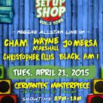 Ghetto Youths International - Setup Shop Vol 2 #DENVERCOLORADO