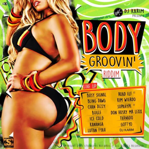Body Groovin Riddim (Stainless)