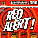 Greensleeves Rhythm Album #51 - Red Alert