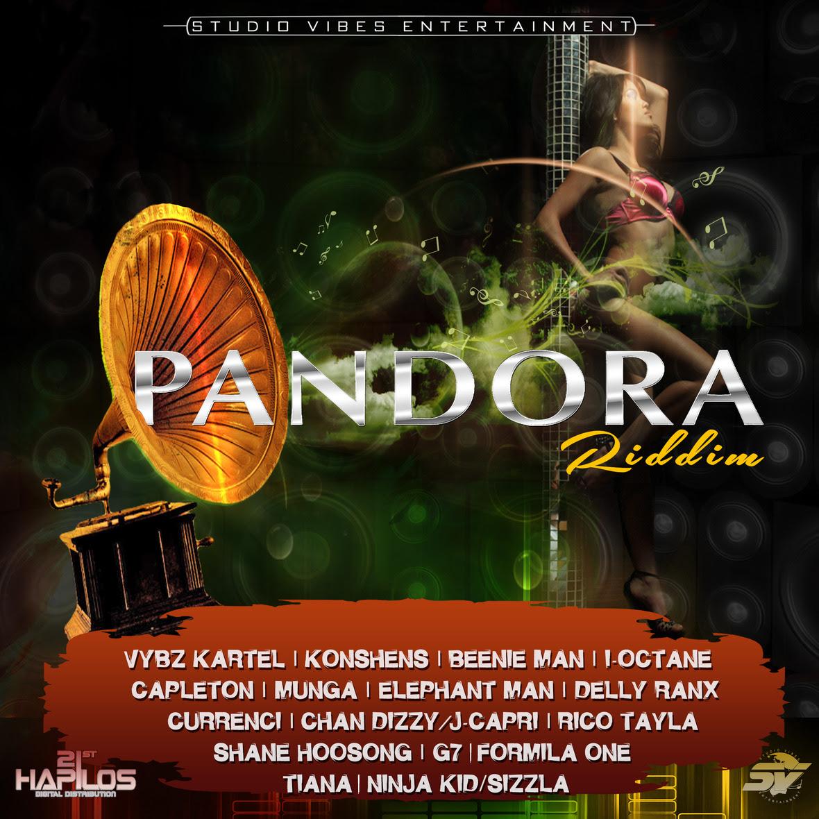 Pandora Riddim (Studio Vibes)