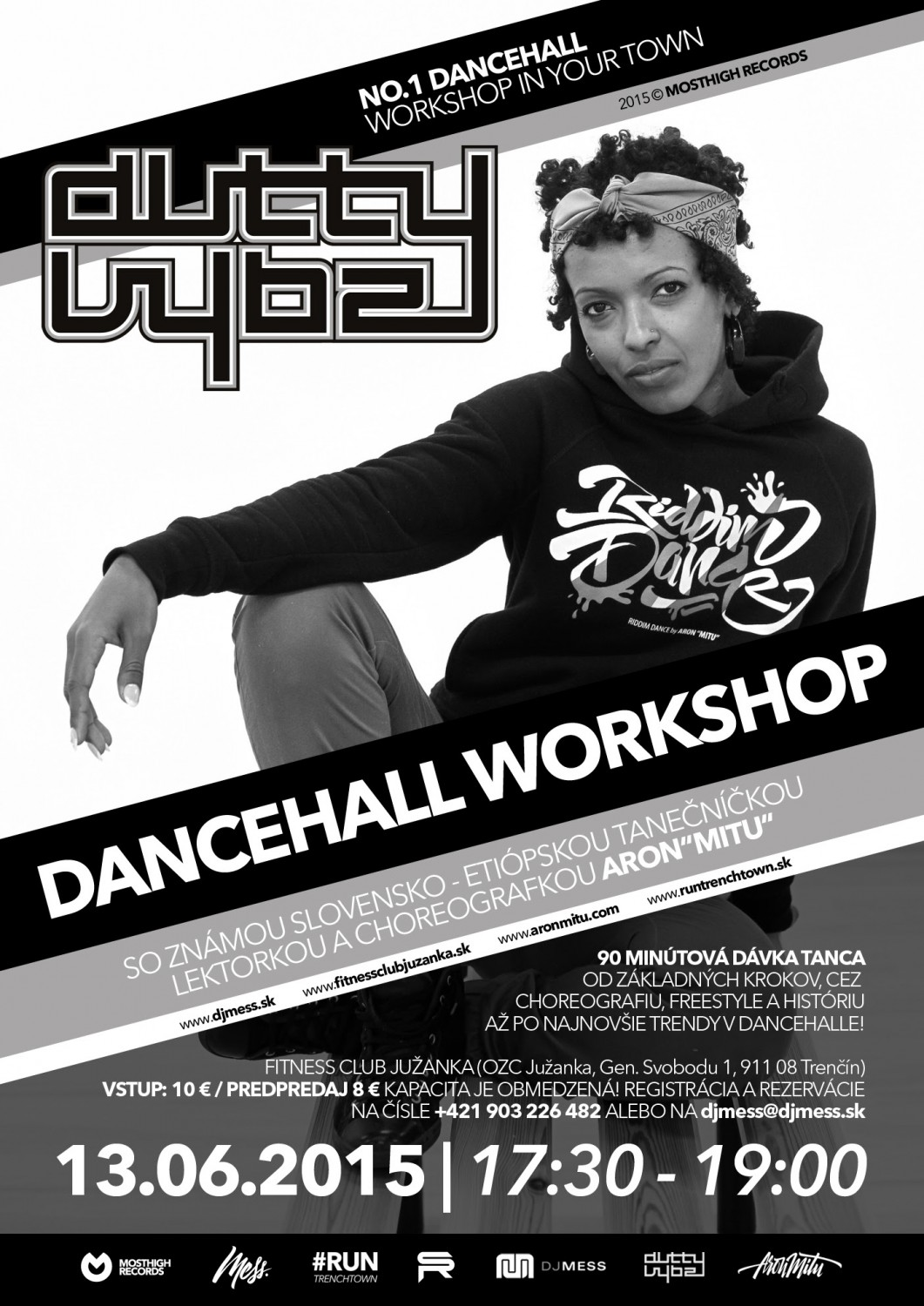 Dutty Vybz - Dancehall Workshop