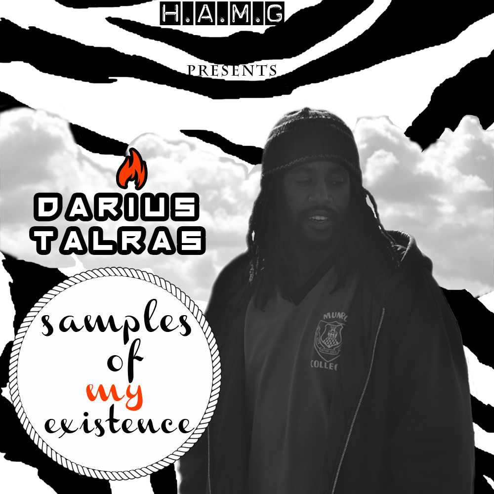 Darius Talras - Badman's World