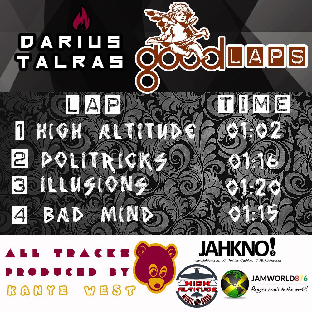 DARIUS TALRAS - GOOD LAPS