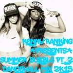 Kenny Ranking - Summer Bubble Pt. 2 Dancehall Mix 2K15
