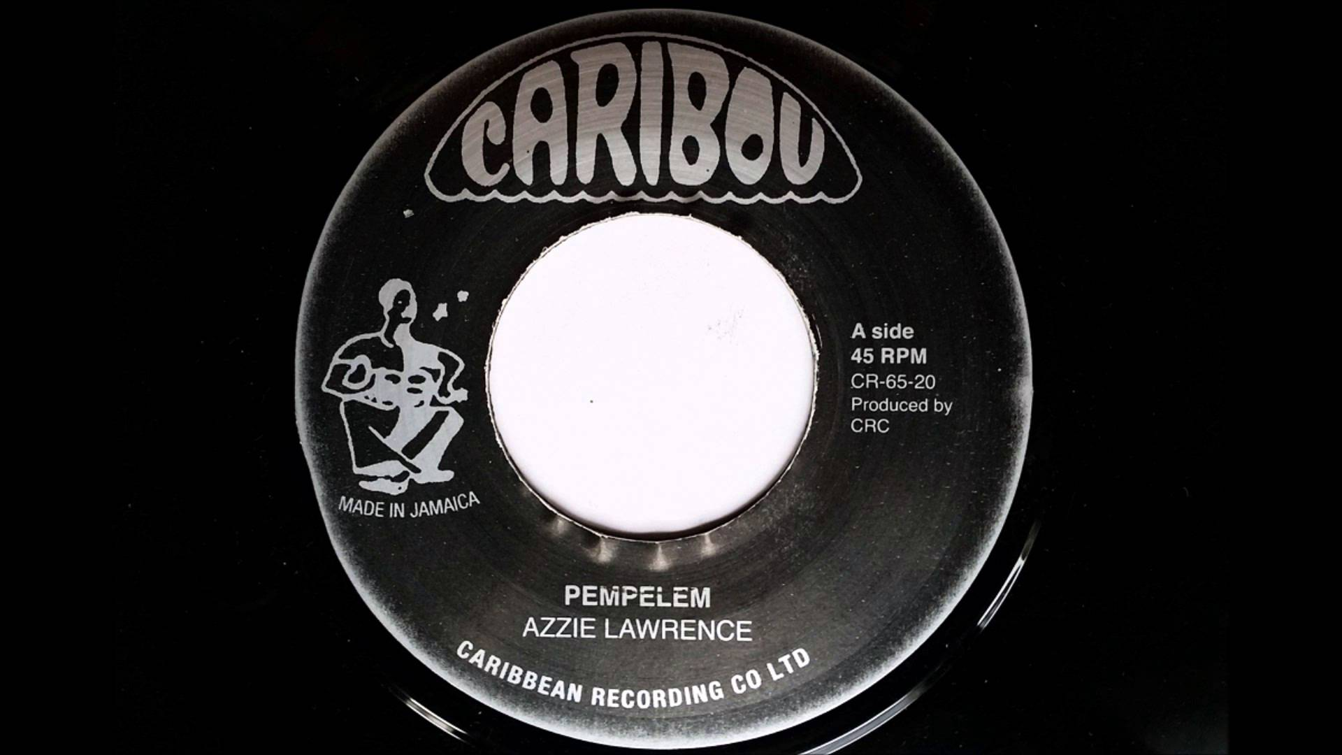 Azie Lawrence - Pempelem (1964) #Throwback