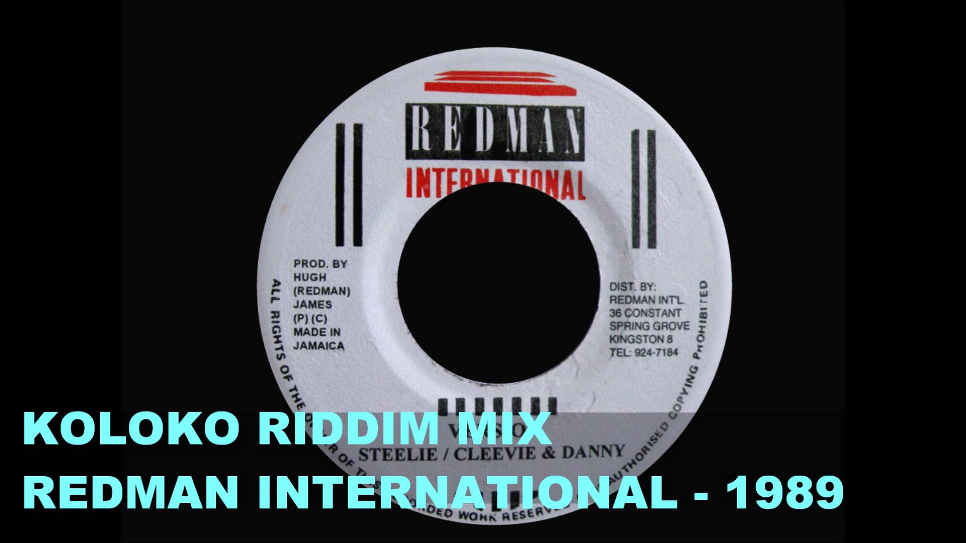Koloko Riddim #Throwback
