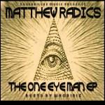 Matthew Radics - The One Eye Man EP Front Cover original