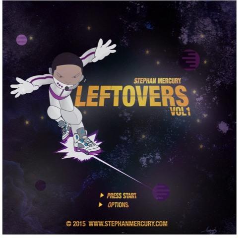 Stephan Mercury - Leftovers Vol 1