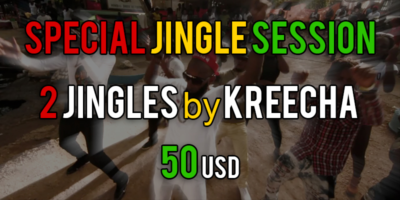special jingle session by kreecha