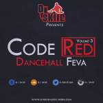 DJ Skiie – Code Red: Dancehall Feva Vol 3