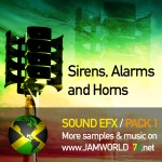 Sound Effects: Sirens, Alarms and Horns