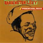Art Cover - Barrington Levy - Prison Oval Rock