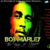 Art Cover - Bob Marley - King of reggae