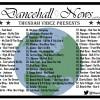 Art Cover - Dancehall News Mixtape - February 2016 Edition