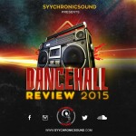 Art Cover - Dancehall Review 2015