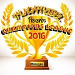 Art Cover - Champions League - Mixtape 2016