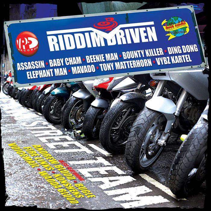 Street Team Riddim Driven [2010] (Fire Links) - Jamworld876