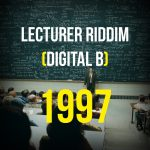 Art Cover - Lecturer Riddim