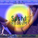 Art Cover - Sashi Riddim (Tony 'CD' Kelly) - 2001