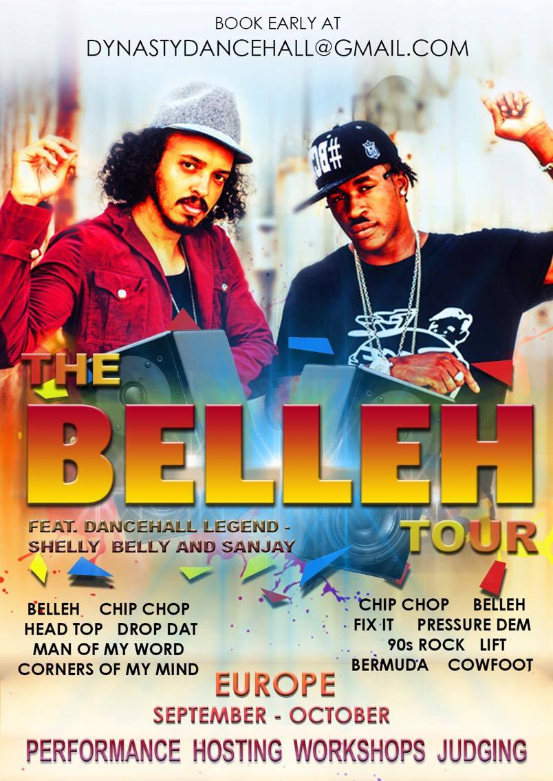 the belleh tour