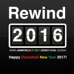 2016 Rewind – Happy New Year 2017