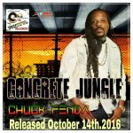 Chuck Fenda - Concrete Jungle (Album)