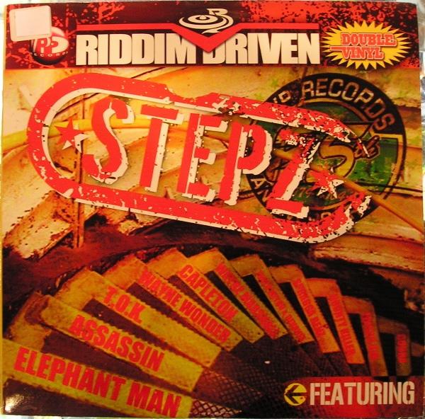 Stepz Riddim Driven [2004] (Renaissance) - Jamworld876